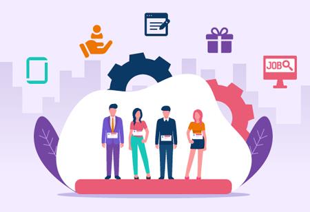 Four Advantages of Employer Branding